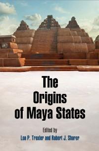 Cover The Origins of Maya States