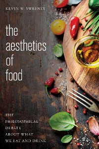 Cover The Aesthetics of Food