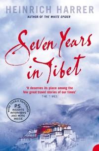Cover Seven Years in Tibet