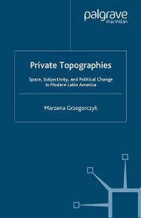 Cover Private Topographies