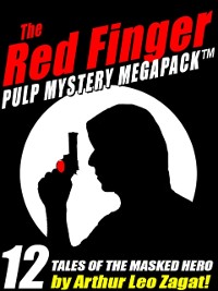 Cover Red Finger Pulp Mystery Megapack