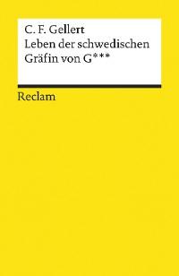 Cover Leben der schwedischen Gräfin von G***