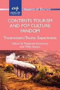Cover Contents Tourism and Pop Culture Fandom