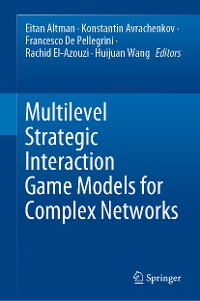 Cover Multilevel Strategic Interaction Game Models for Complex Networks