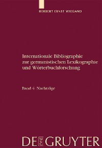 Cover Nachträge
