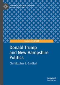 Cover Donald Trump and New Hampshire Politics