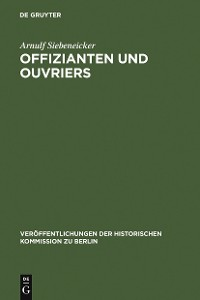 Cover Offizianten und Ouvriers