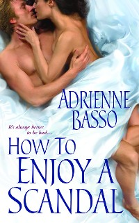 Cover How To Enjoy A Scandal