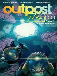 Cover Outpost Zero (2018), Volume 3