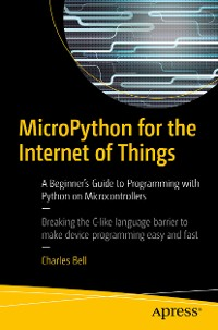 Cover MicroPython for the Internet of Things