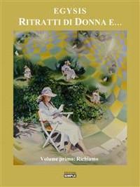 Cover  Ritratti_di_donna_e Ritratti di donna e…la via della lumaca e…la quadratura del cerchio