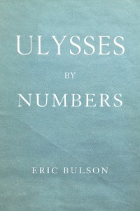 Cover Ulysses by Numbers