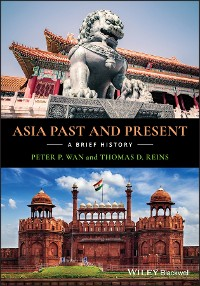 Cover Asia Past and Present