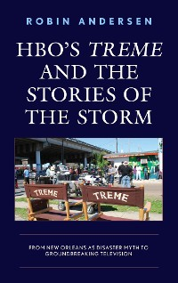 Cover HBO's Treme and the Stories of the Storm