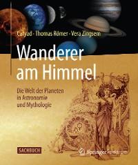 Cover Wanderer am Himmel