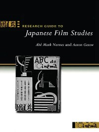 Cover Research Guide to Japanese Film Studies