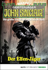 Cover John Sinclair 2184 - Horror-Serie