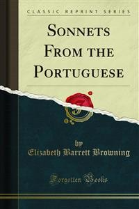 Cover Sonnets From the Portuguese