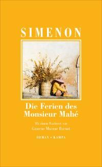 Cover Die Ferien des Monsieur Mahé