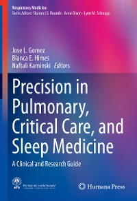 Cover Precision in Pulmonary, Critical Care, and Sleep Medicine