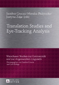 Cover Translation Studies and Eye-Tracking Analysis