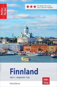 Cover Nelles Pocket Reiseführer Finnland