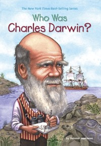 Cover Who Was Charles Darwin?