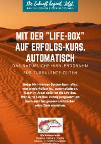 Cover Mit der Life-Box auf Erfolgs-Kurs. Automatisch.