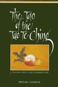 Cover The Tao of the Tao Te Ching