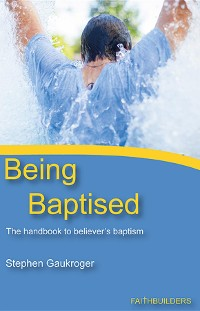 Cover Being Baptised