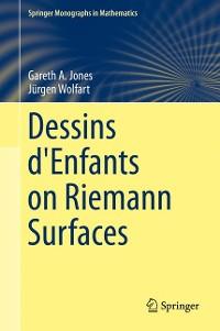 Cover Dessins d'Enfants on Riemann Surfaces