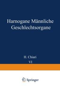 Cover Harnorgane Mannliche Geschlechtsorgane