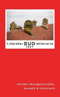 Cover Literatur DUO Letterario 2021