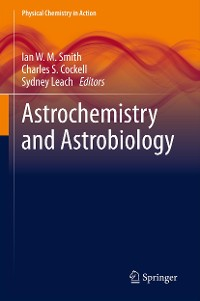 Cover Astrochemistry and Astrobiology