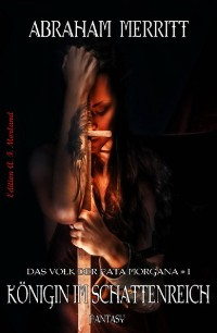 Cover Das Volk der Fata Morgana #1: Königin im Schattenreich