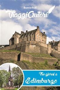 Cover ViaggiAutori - Tre giorni a Edimburgo
