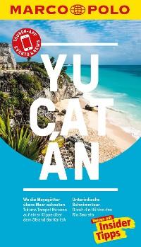 Cover MARCO POLO Reiseführer Yucatan