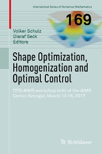 Cover Shape Optimization, Homogenization and Optimal Control