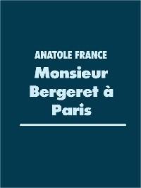 Cover Monsieur Bergeret à Paris
