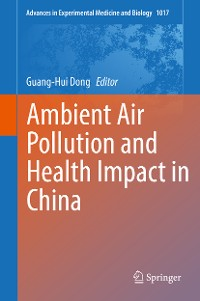 Cover Ambient Air Pollution and Health Impact in China
