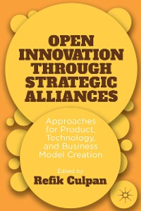 Cover Open Innovation through Strategic Alliances