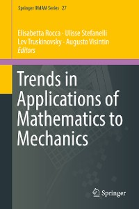 Cover Trends in Applications of Mathematics to Mechanics