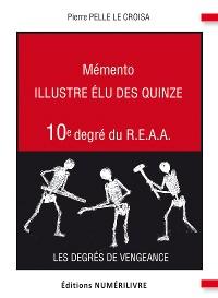 Cover Mémento 10e degré du R.E.A.A.