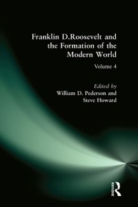 Cover Franklin D.Roosevelt and the Formation of the Modern World