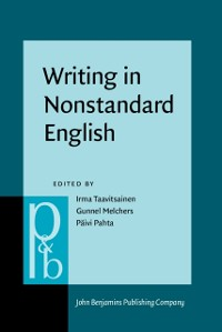 Cover Writing in Nonstandard English