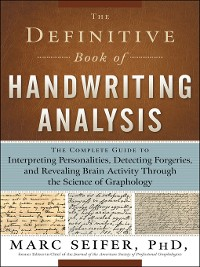 Cover The Definitive Book of Handwriting Analysis