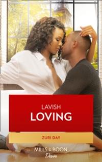 Cover Lavish Loving (The Drakes of California, Book 9)