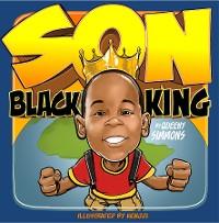 Cover Son. Black. King.