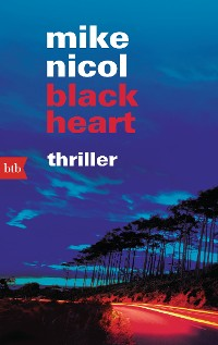 Cover black heart