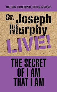 Cover The Secret of I Am That I Am
